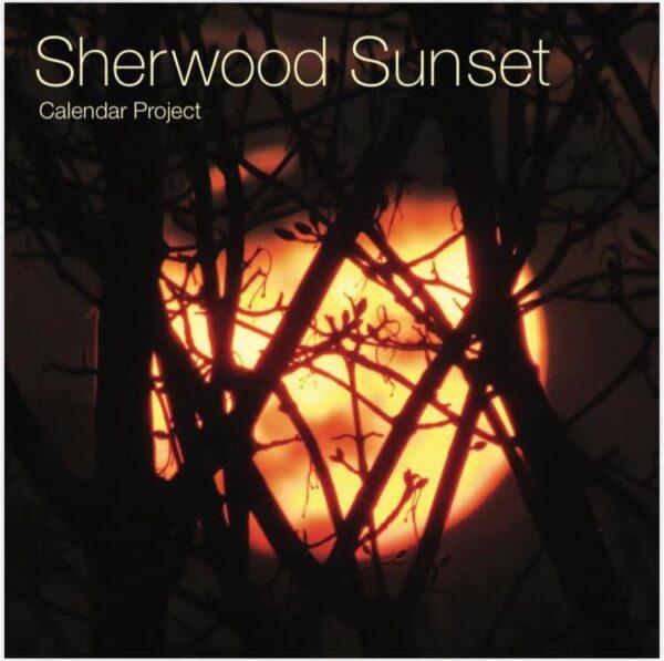 Sunset calendar cover image