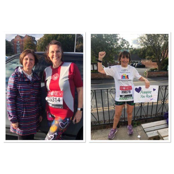 Virtual London Marathon Runners