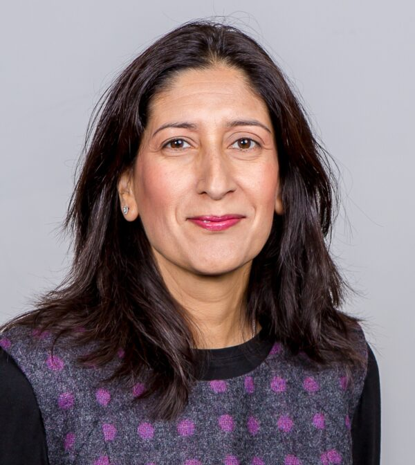 Trustee Shahnaz Aziz