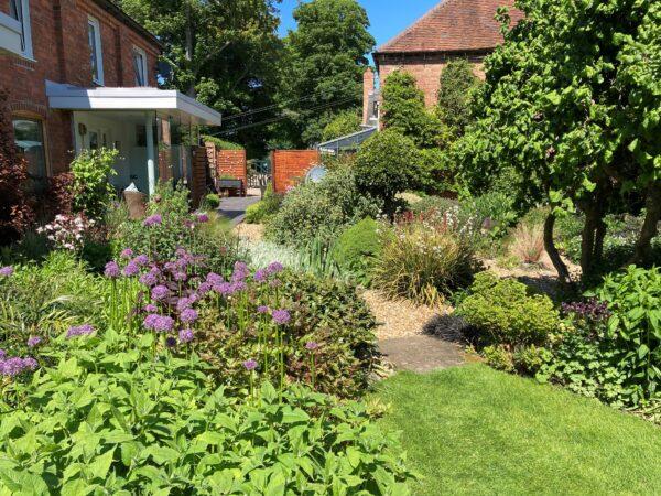 EBO garden